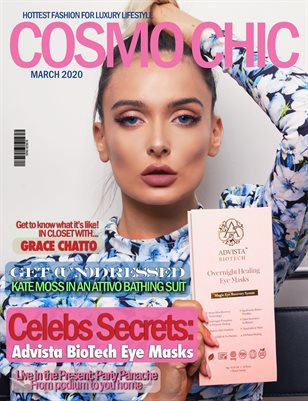 Cosmo Chic March 20