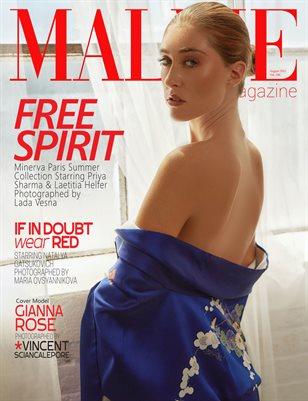 MALVIE Magazine The Artist Edition Vol 280 August 2021