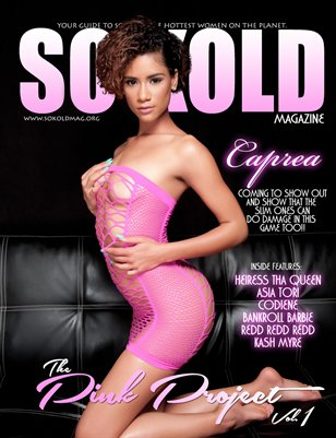 SO KOLD MAG - THE PINK PROJECT