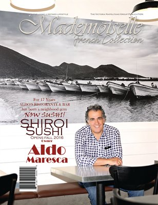 Mademoiselle Special Edition with Aldo