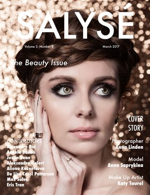 SALYSÉ Magazine | Vol 3:No 8 | March 2017 |