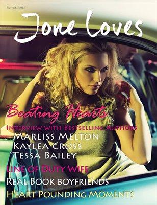 Jone Loves Magazine November 2015