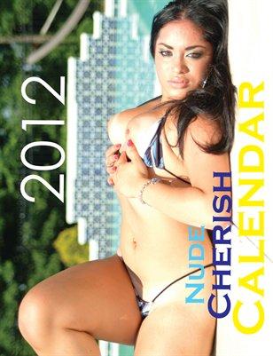 2012 Cherish Calendar (Cover girl Maria)