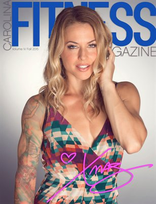 Carolina Fitness Magazine| Fall 2015