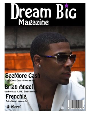 DreamBig Magazine Is. 1
