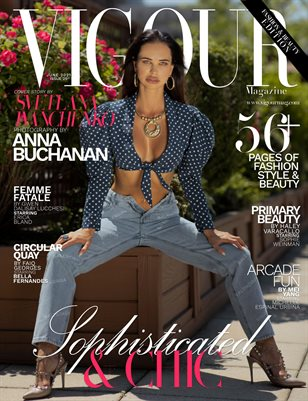 Fashion & Beauty | June Issue 25