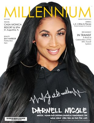 MILLENNIUM MAGAZINE | JANUARY 2017