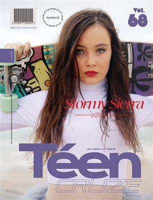 JULY 2021 Issue (Vol: 68) | TÉENCRUZE Magazine