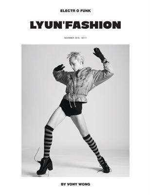 LYUN ISSUE No.11 (VOL No.2) C2 B