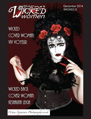 WICKED Women Magazine: WICKED 9: December 2014