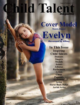 Child Talent Magazine Issue 6 Volume 3 2021