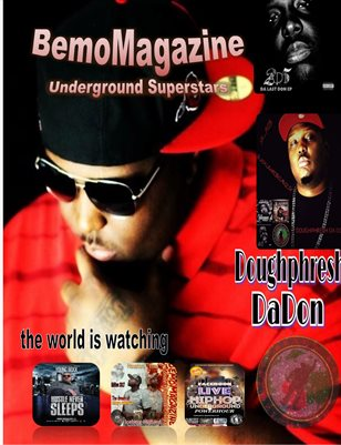 BemoMagazine Doughphresh DaDon