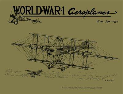 WW1 Aero #56 - April 1976