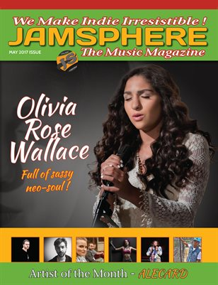 Jamsphere Indie Music Magazine May 2017