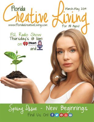 Florida Creative Living Magazine - #14