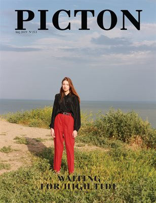 Picton Magazine AUGUST 2019 N218 Cover 3