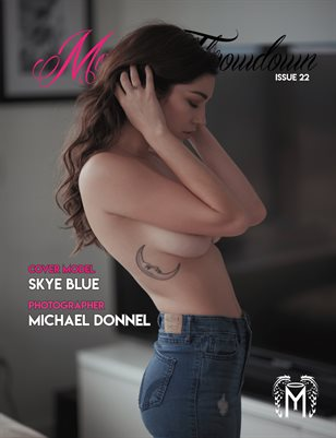 Alternate Cover Skye Blue Issue 22