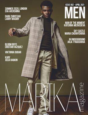 MARIKA MAGAZINE MEN (ISSUE 802 - APRIL)