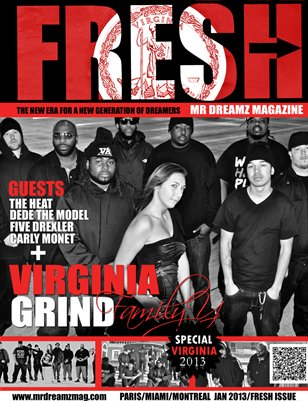 FRESH MR DREAMZ V.G.F