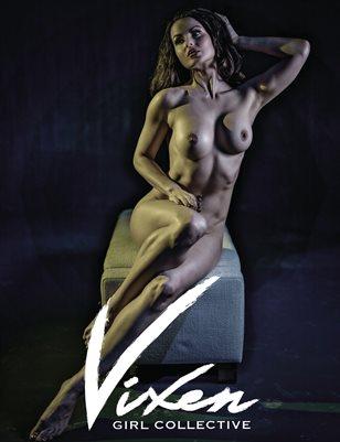 Vixen Girl Collective Magazine Feb 2021 Erotic Issue vol 1