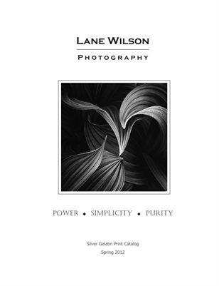 Silver Gelatin Print Catalog Spring 2012