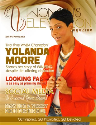 WE Magazine April 2013 Issue