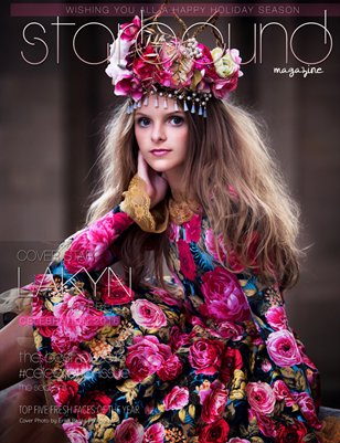 Starbound Magazine - Celebration Issue 2016 - Cover 1