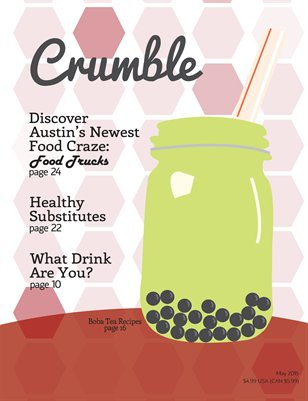 Crumble magazine