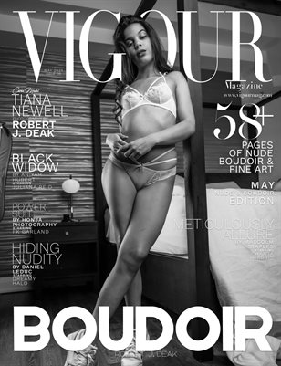 NUDE & Boudoir | May Issue 8