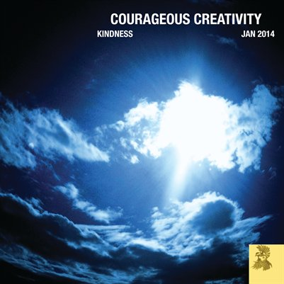 Courageous Creativity January 2014