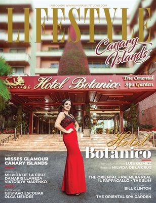 LIFESTYLE MAGAZINE CANARY ISLANDS JANUARY 2020