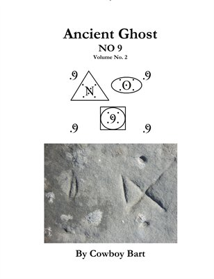 Ancient Ghost NO 9 Volume 2