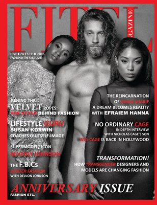FITFL FALL/WINTER 2016 ANNIVERSARY ISSUE