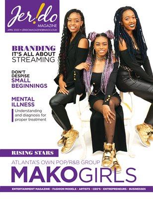 Jerido Magazine–April 2020