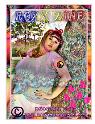 Roxx Zine Flower Power 2014