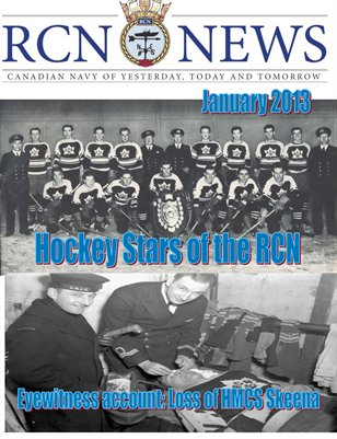 RCN News Magazine January 2013