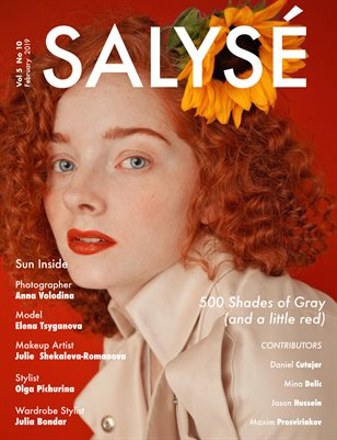 SALYSÉ Magazine | Vol 5 : No 10 | February 2019