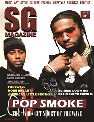 The Official Scrilla Guerillaz Magazine Issue #26