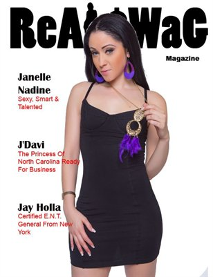 Real $wag Magazine Mar./Apr. 2013 ISSUE