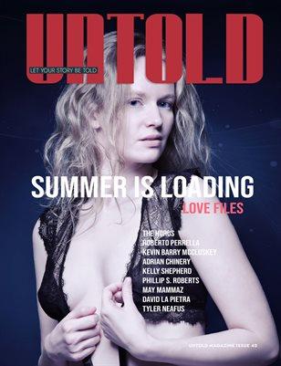 UnTold Magazine   Issue 40
