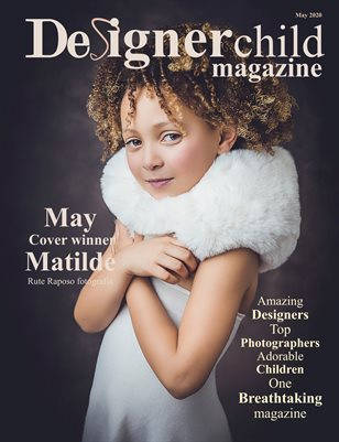 Designer Child magazine May 2020