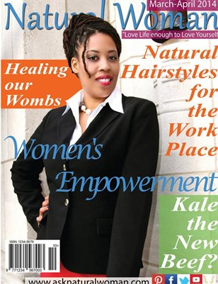 Natural Woman Magazine march-April 2014