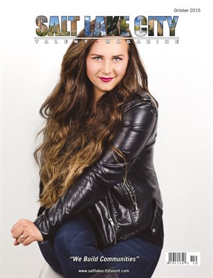 Salt Lake City Talent Magazine October 2015 Edition