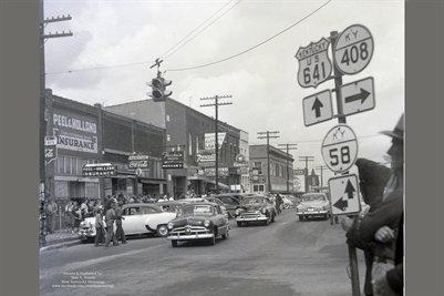 Tater Day 1954 Marshall County, Kentucky (Print2)
