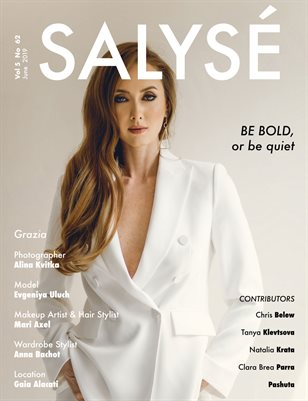 SALYSÉ Magazine | Vol 5 No 62 | JUNE 2019 |