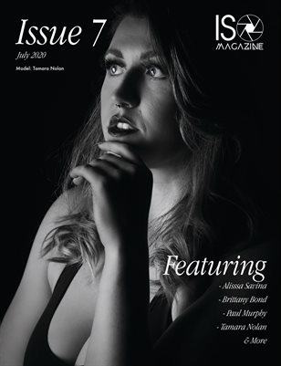 July Issue #7 - Tamara Cover
