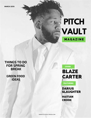 Pitch Vault Magazine-March 2019 Issue