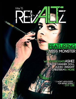 Revaltz - Issue 01