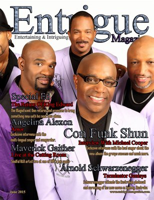 Entrigue Magazine June 2015