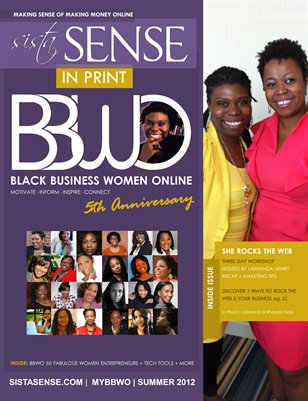 BBWO: 50 Fabulous Women Entrepreneurs - 2012 Edition